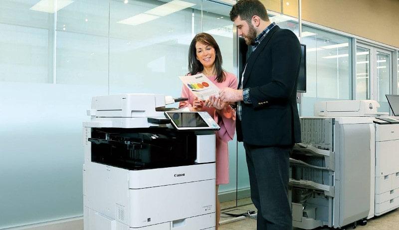 Cual es el precio de una fotocopiadora profesional